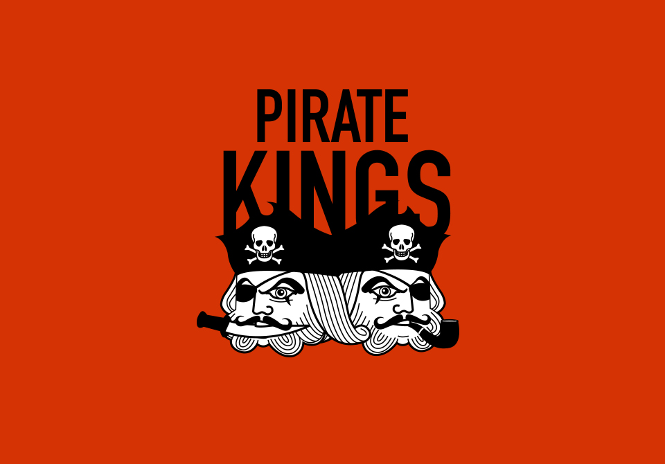 \this is a photo of a pirate